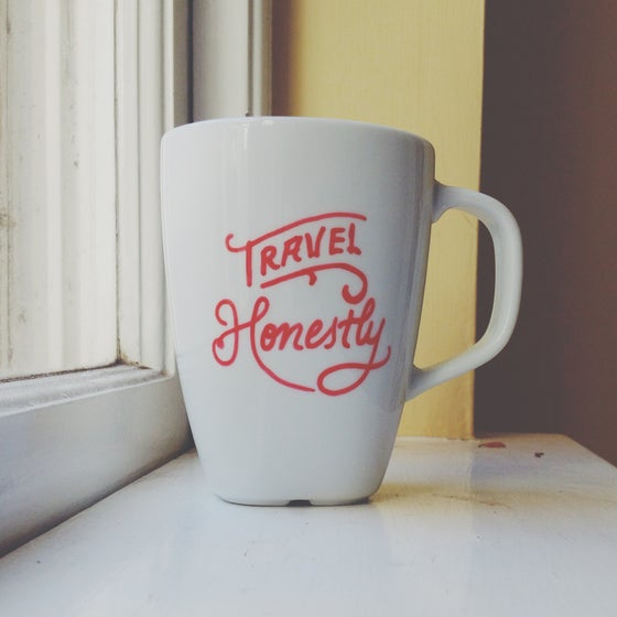 Image of Travel Honestly Mug