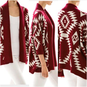 Image of Aztec Cardigan