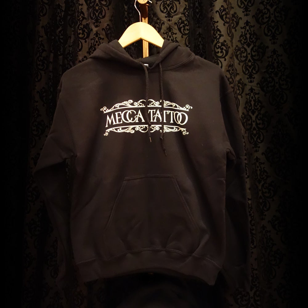 Image of Mecca Tattoo Hoodies