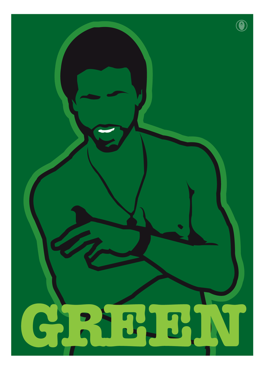 Image of 'AL GREEN'