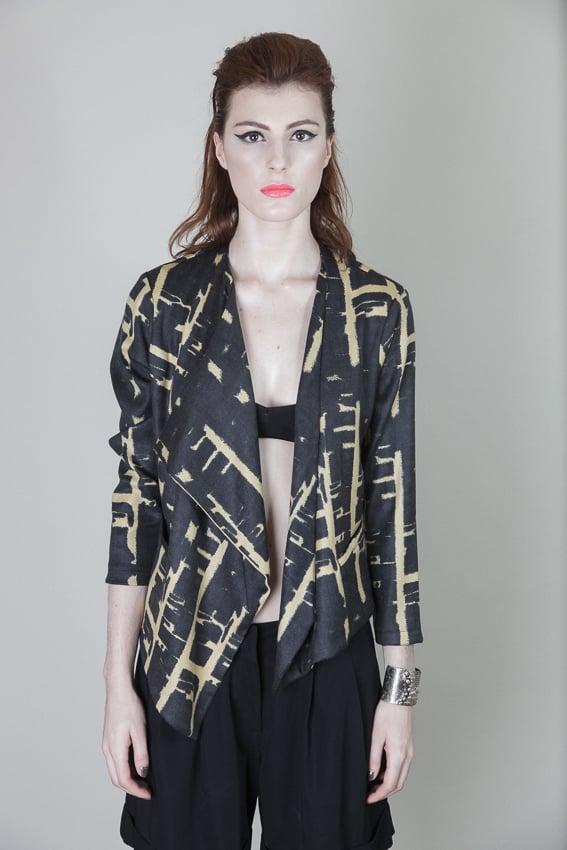 Image of Asymmetrical Jacket