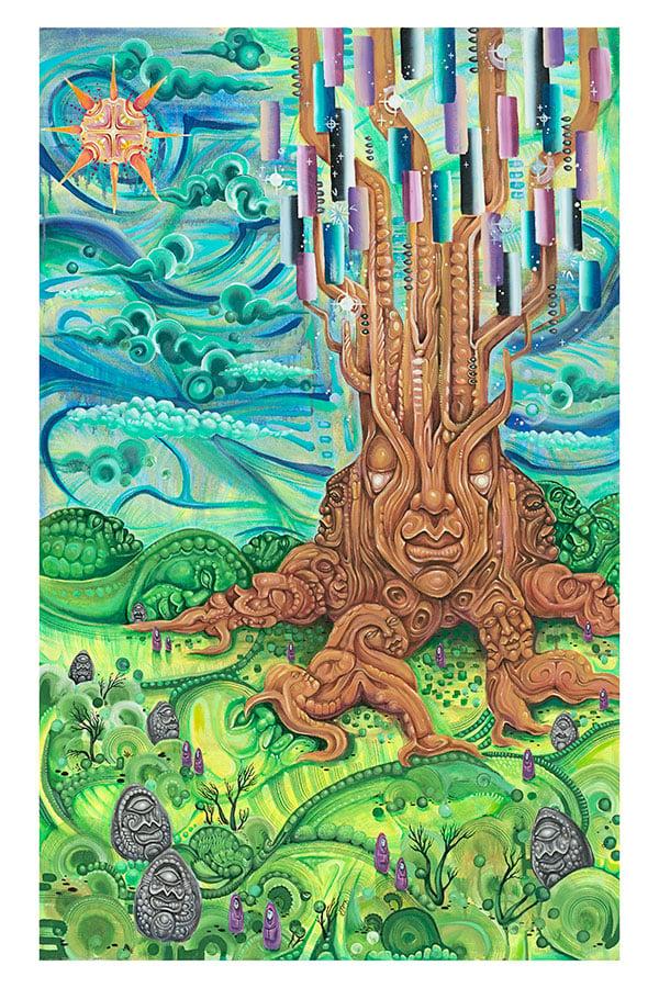 ToddOdenedo Tree