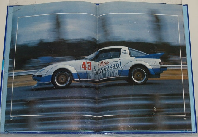 Image of Allan Moffat Racing. Mazda RX-7 Hard Cover Book.