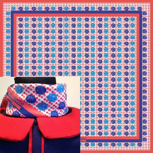Image of foulard BRIGITTE