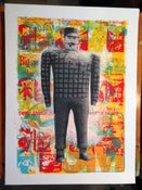 Image of Paul Bunyan Print
