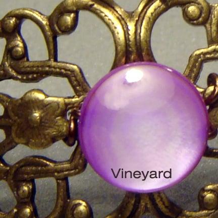 Image of Antiqued Sweet Tart Bracelet & Ring Set