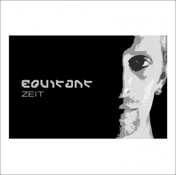 Image of Equitant - Zeit CD/Digipak (Tarot Productions 2005)