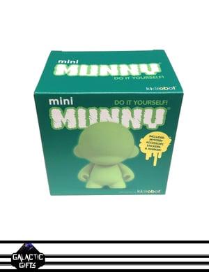 Image of KidRobot Glow In The Dark Mini Munny's