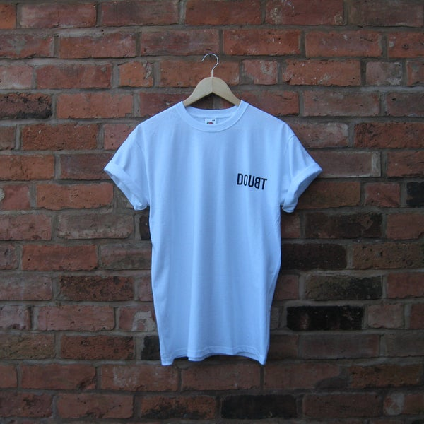 Image of Doubt 'Diverse' Logo Tee