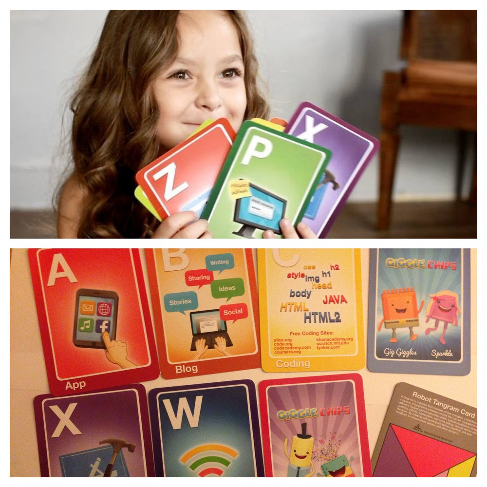 Image of ABC Computer Science Game Cards