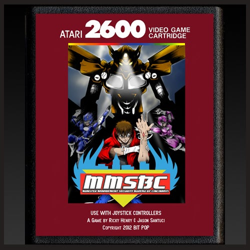 Image of MMSBC - Atari 2600 Game