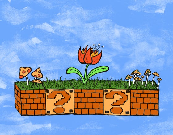 "Image of ""Fire Flower Garden"""