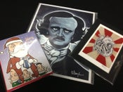 Image of Holiday Bundle #2 -CHOOSE- 1 Christmas Card pk, 1 Giclee Print, 1 Mini Print