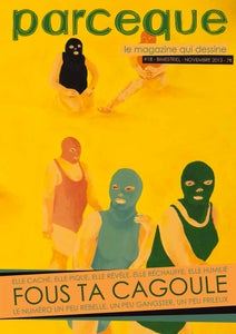 Image of PARCEQUE#18 - Novembre 2013