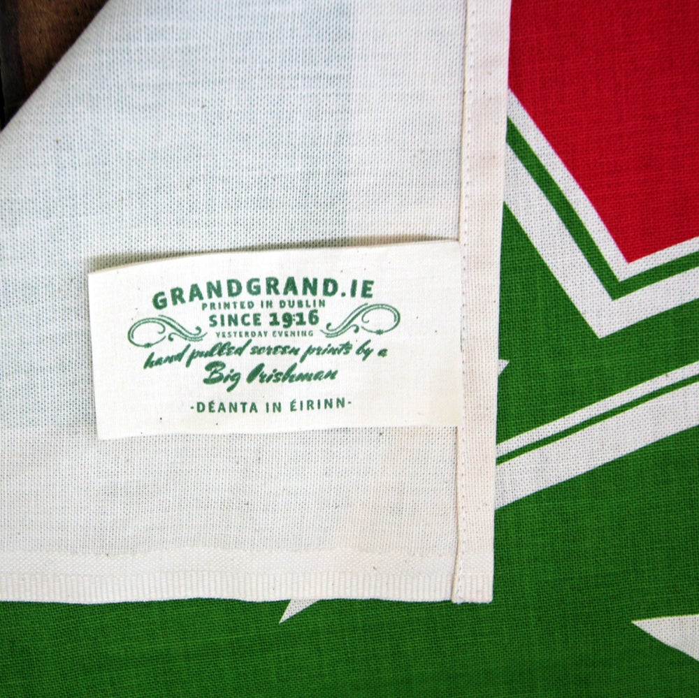 Image of Good Lad yourself. Tea towel