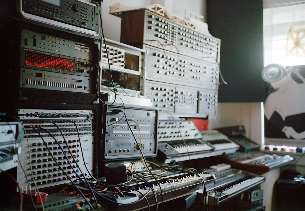 The Synth Room, Austin 2011