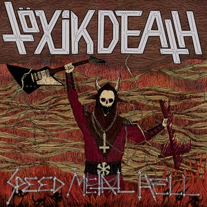 Image of TÖXIK DEATH - Speed Metal Hell LP