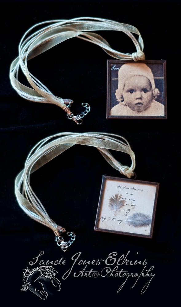 Image of Treasured Memories Custom Locket or Ornament