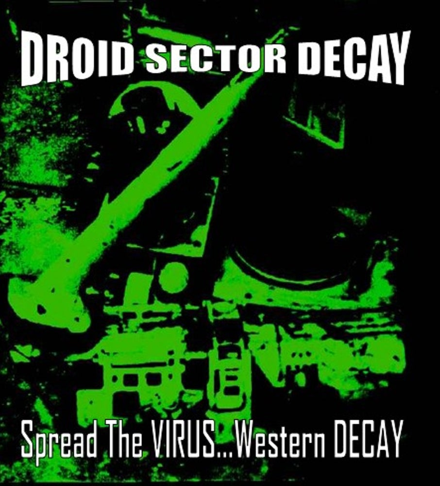Image of Spread The VIRUS​.​.​.​Western DECAY