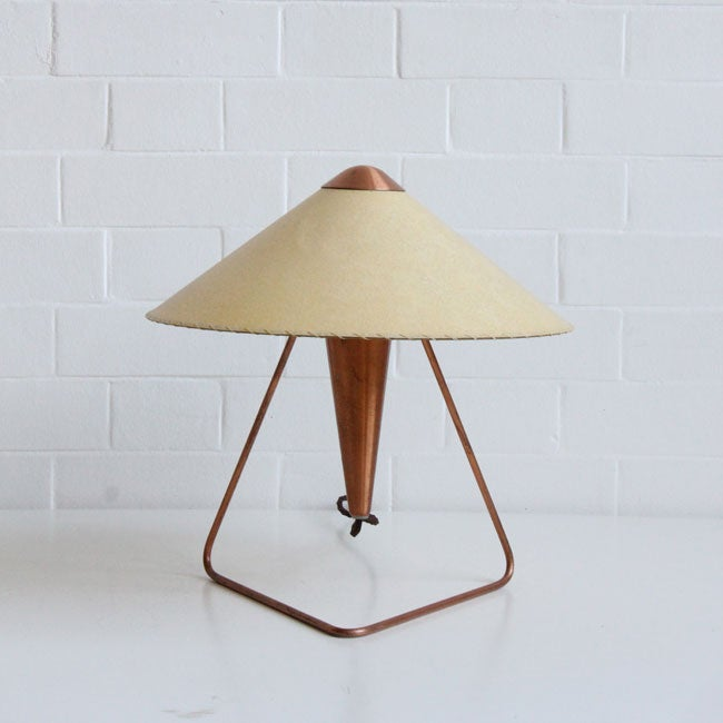 Image of Helena Frantova Copper wall/table lamp