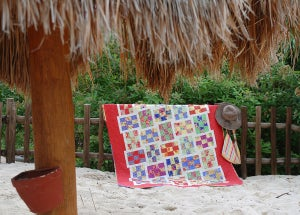 Image of Picture Perfect Finished Quilt