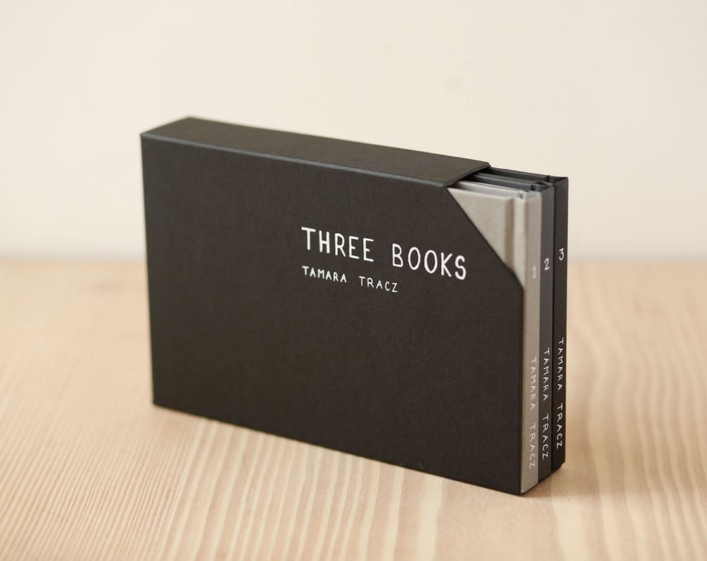 Image of Three books