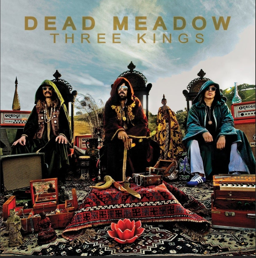 Image of Three Kings CD plus DVD