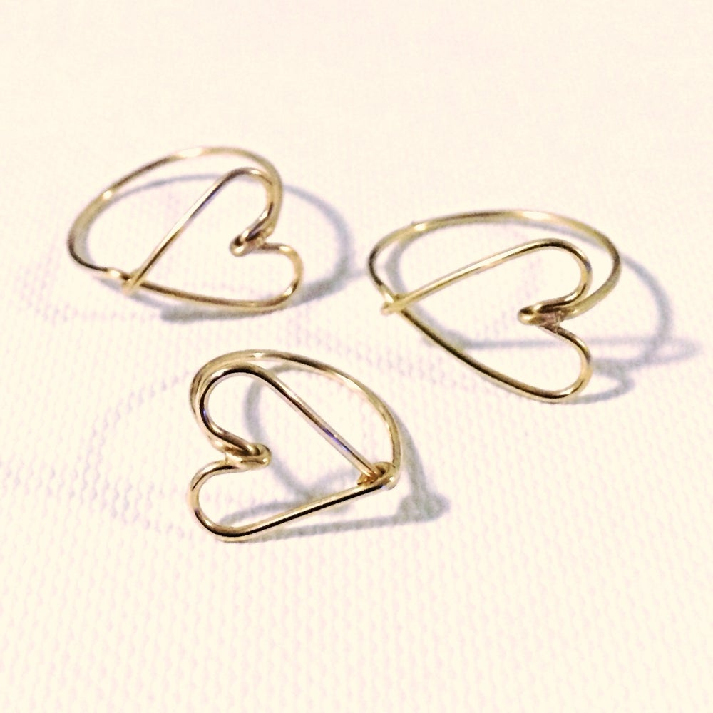 Image of Heart Ring