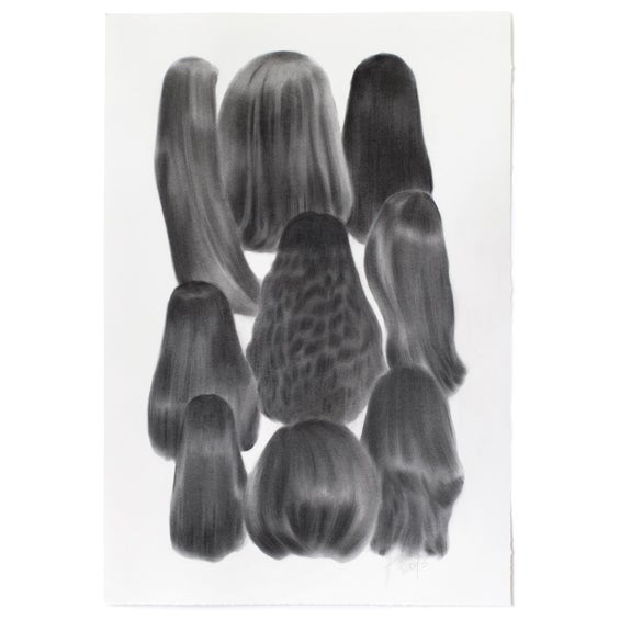 Image of HAIR VERTICAL / Pane (Stefano Monfeli)