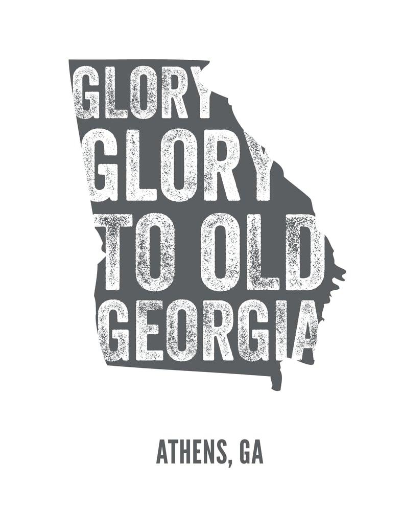 Image of Glory Glory in Gray