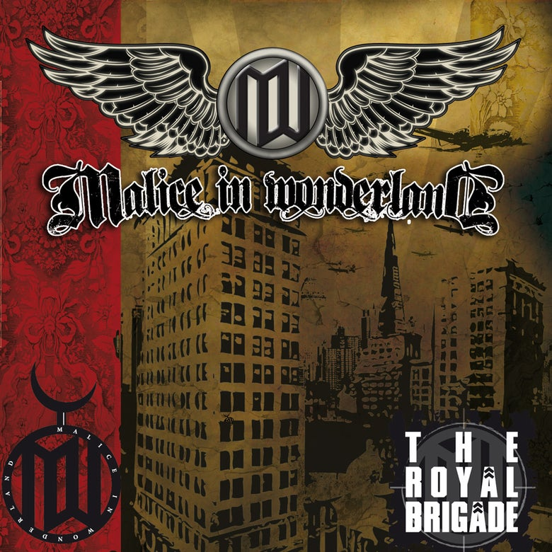 Image of MALICE IN WONDERLAND - THE ROYAL BRIGADE