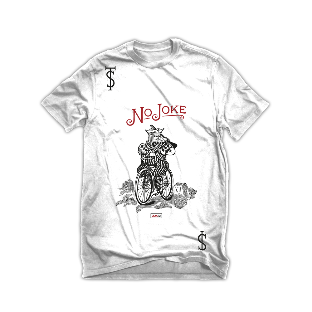 Image of No Joke Tee