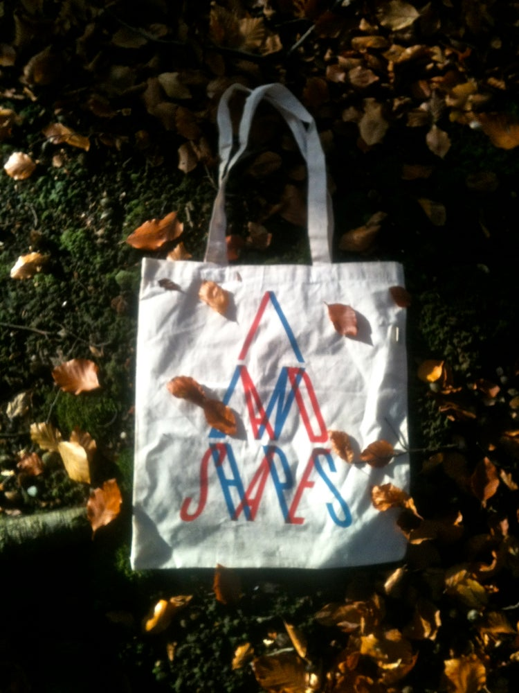 Image of Landshapes tote bag