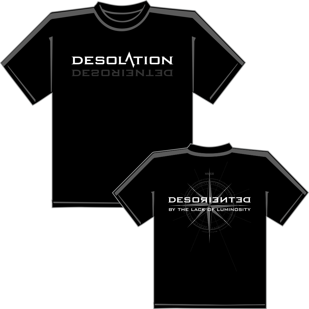 Image of Shirt - Desoriented