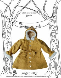 Image of the Wanderings Coat pattern