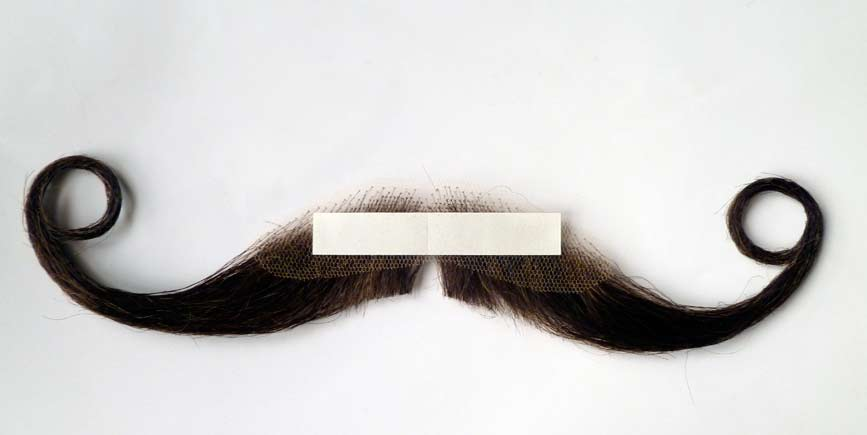 Image of Dirty Sanchez Moustache