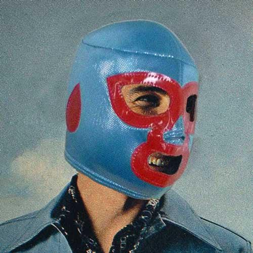 Image of Nacho Libre Mask