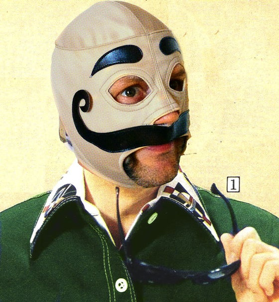 Image of Dirty Sanchez Mask