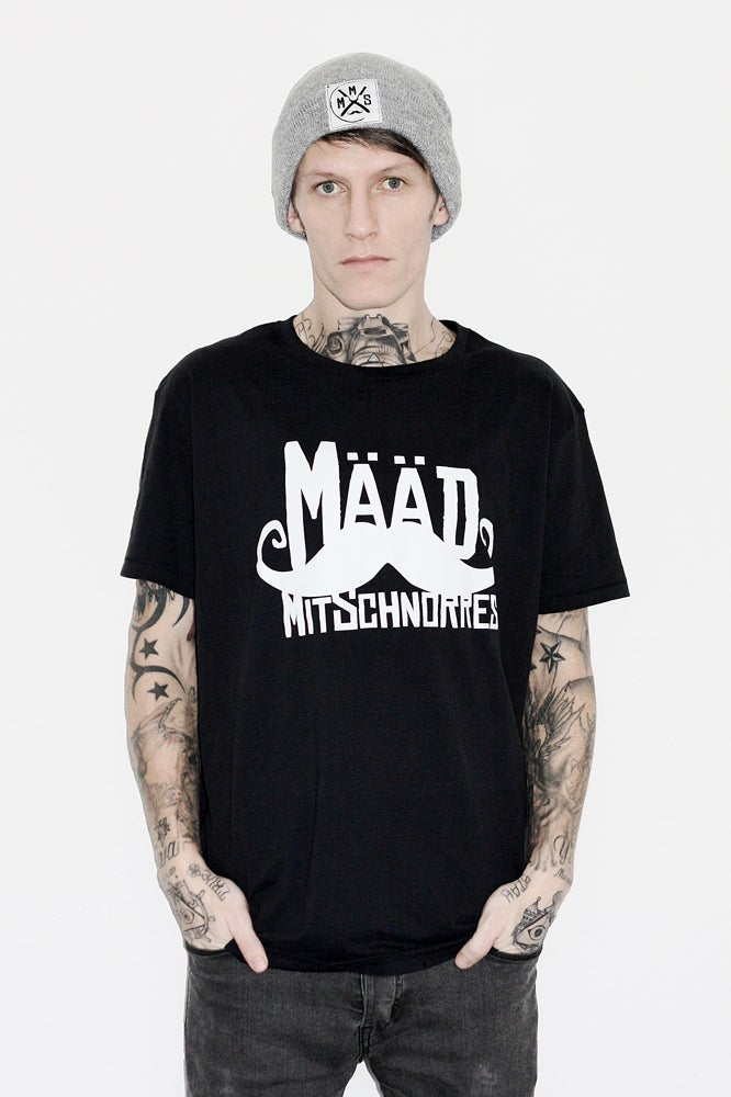Image of T-Shirt / Men / Black