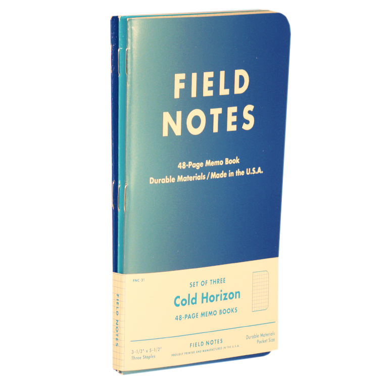Image of Field Notes - Cold Horizon