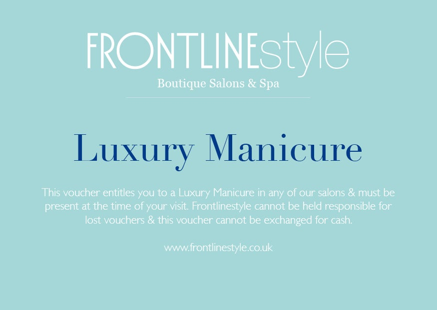 Image of Luxury Manicure