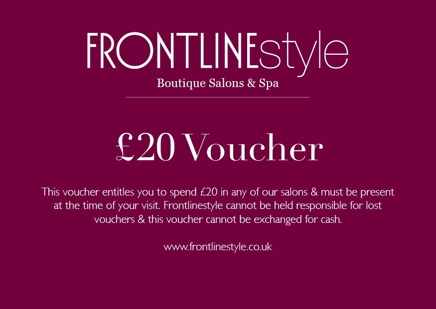 Image of £20 Gift Voucher