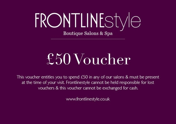 Image of £50 Gift Voucher