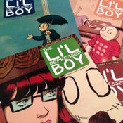 Image of LIMITED TIME ONLY -- Signed Li'l Depressed Boy tradepaperback