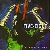 "Image of Five Eight - ""The Angriest Man"" Cassette Tape - 1993"