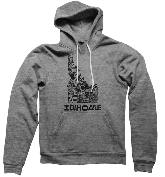 Image of County Lines Pullover Hoodie