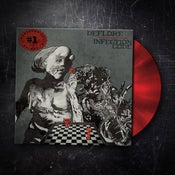 Image of Subsound Splt Series # 01 Red Lp