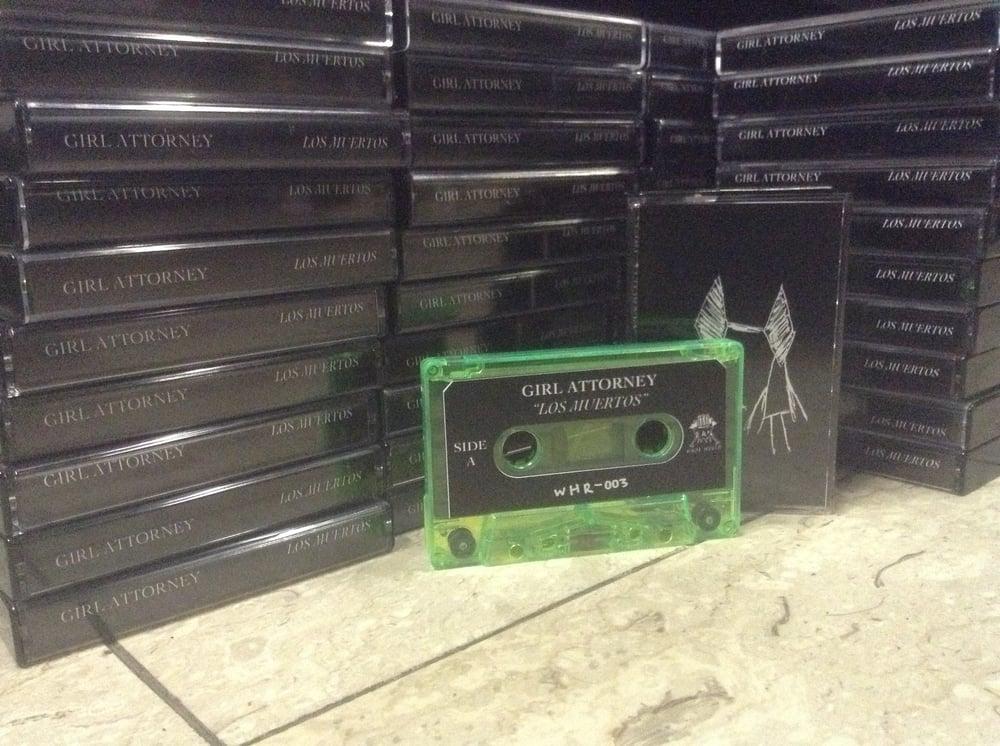 Image of Los Muertos (Cassette)
