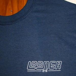 Image of Looner Tee Slate Navy