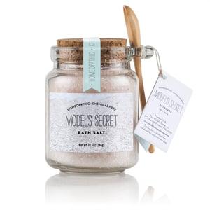 Image of BATH SALT UNSCENTED 10.4oz